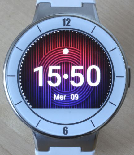 Alcatel OneTouch Watch (cadran 1)
