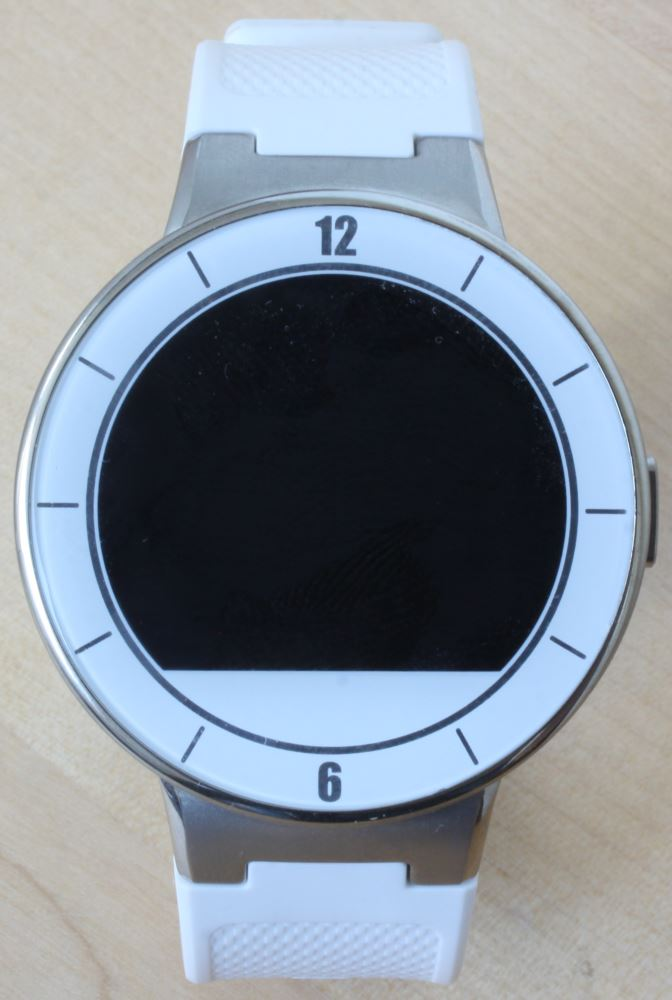 Alcatel OneTouch Watch (écran noir)