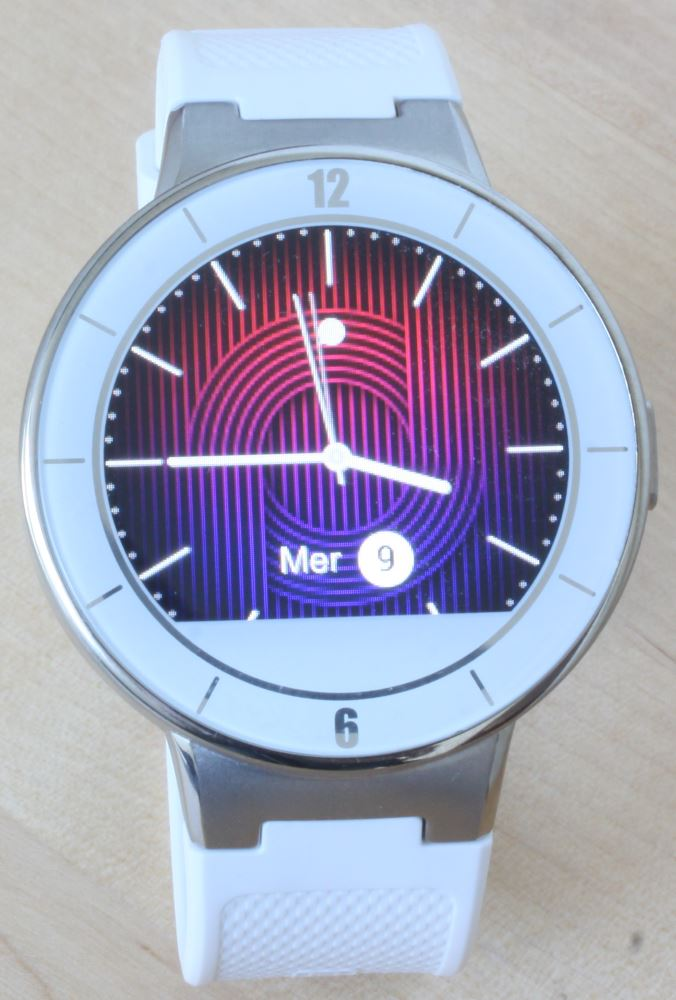 Alcatel OneTouch Watch (écran)