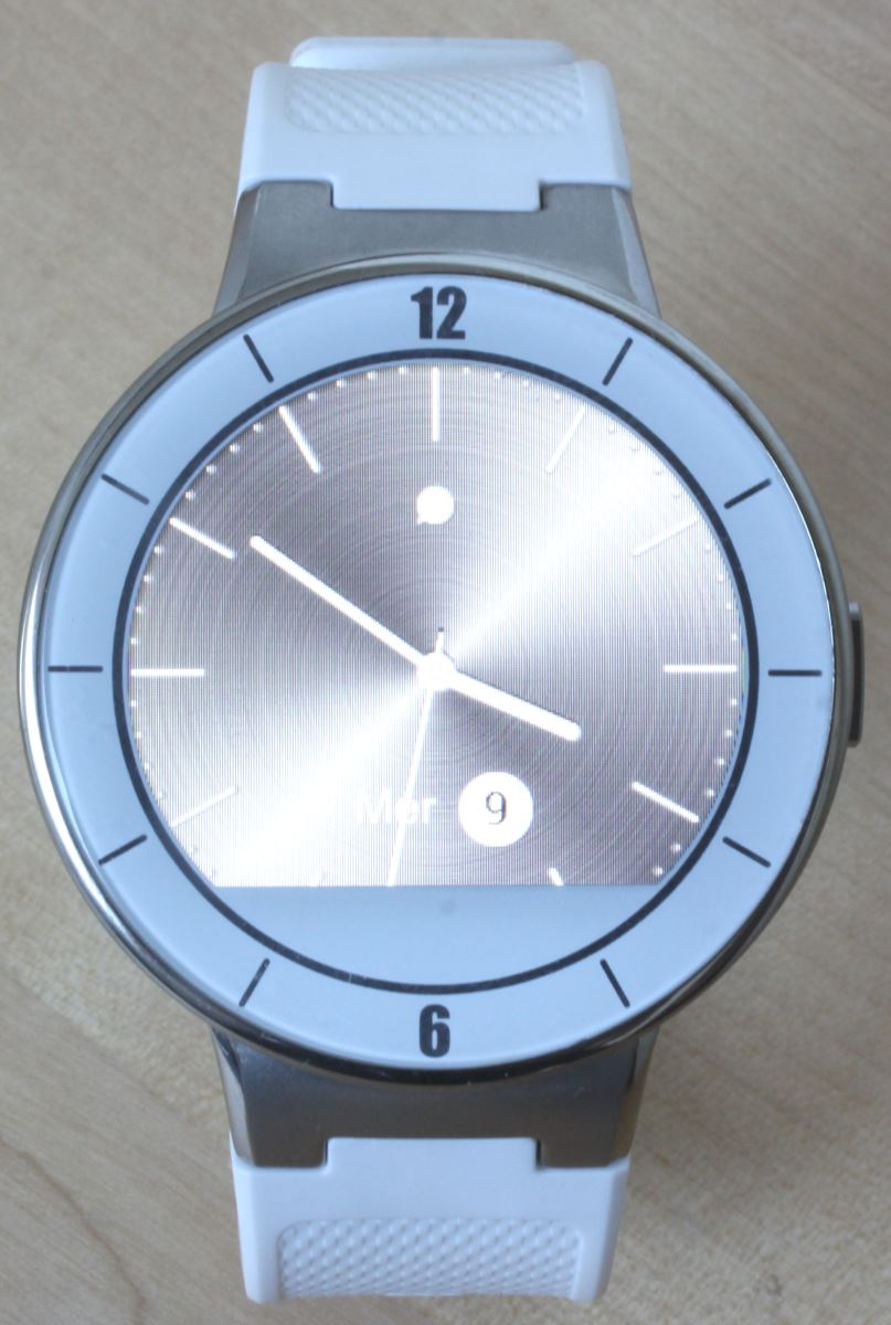 Alcatel OneTouch Watch (écran 2)