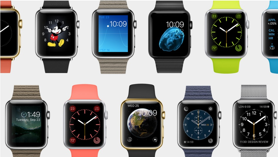 Apple Watch (cadrans)