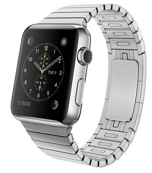 Apple Watch (bracelet acier)