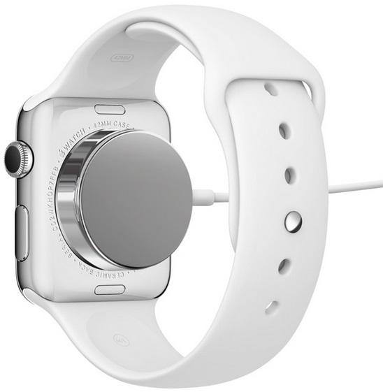 Apple Watch (recharge sans fil)