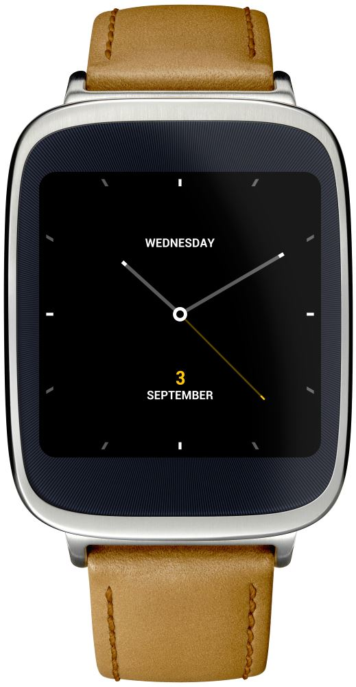 Asus ZenWatch (face)