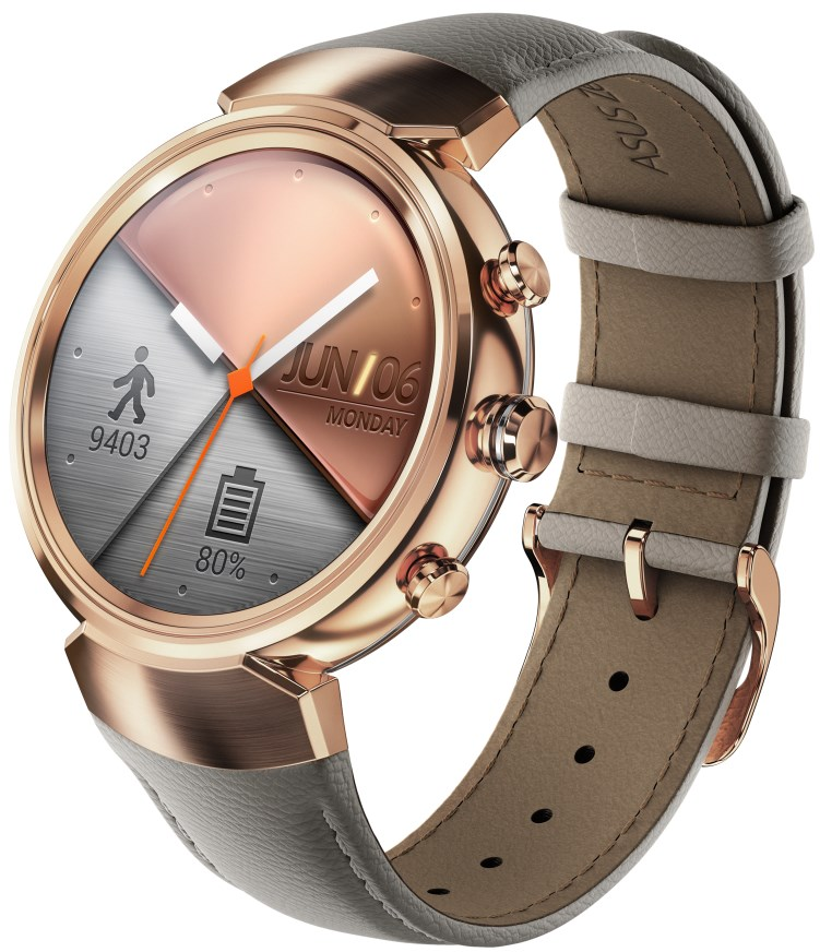 Asus ZenWatch 3 (or)