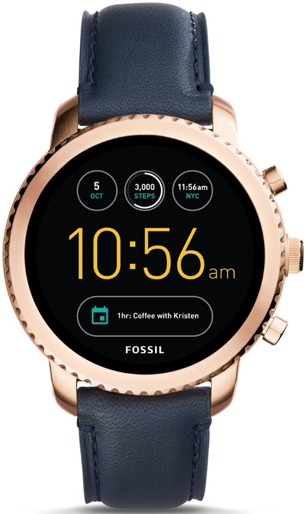 Fossil Q Explorist (or)