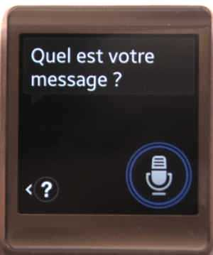 S-Voice sur Galaxy Gear (4)