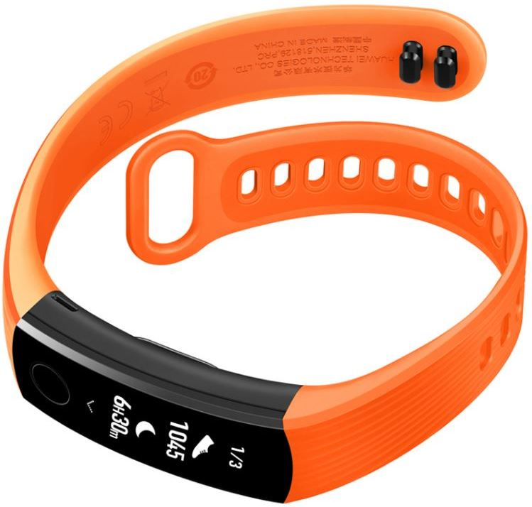 Honor Band 3 (orange)