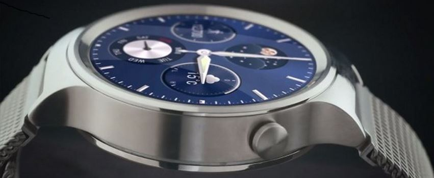 Huawei Watch sous Android Wear