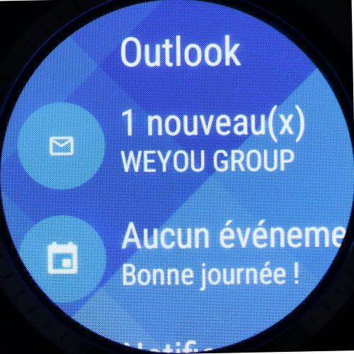 Huawei Watch 2 (Outlook)
