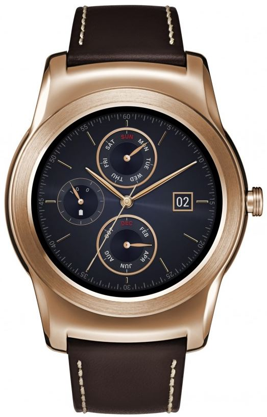 LG G Watch Urbane (or)