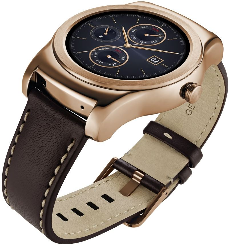 LG G Watch Urbane (or, profil)
