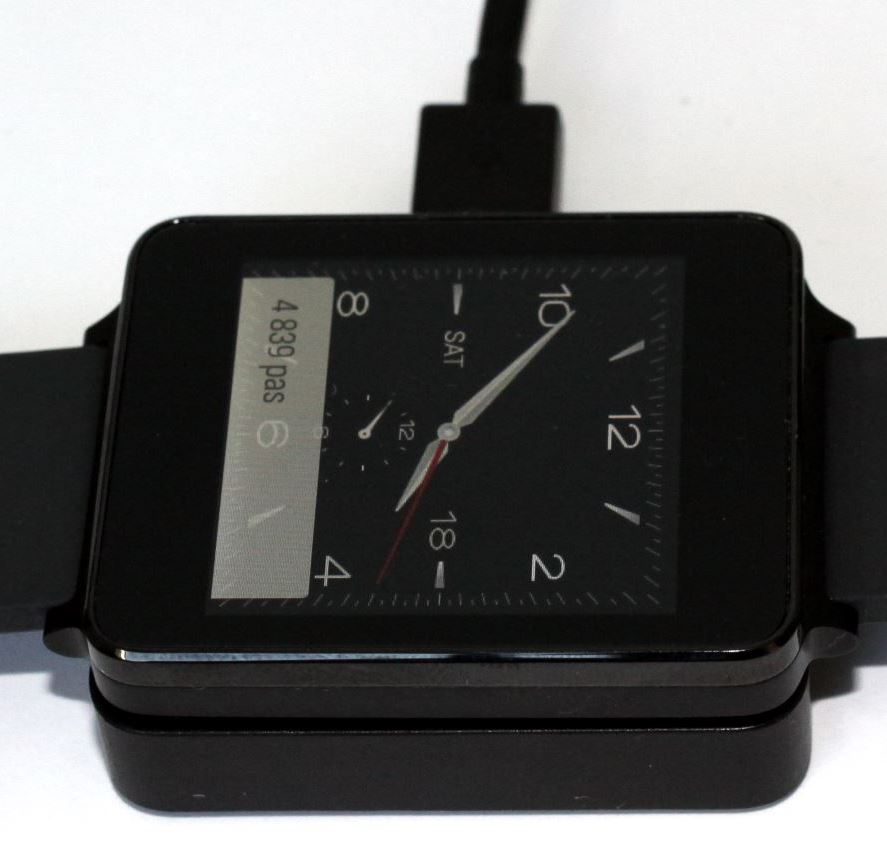 LG G-Watch (dock)