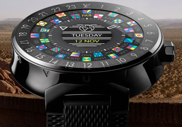 Tambour Horizon de Louis Vuitton
