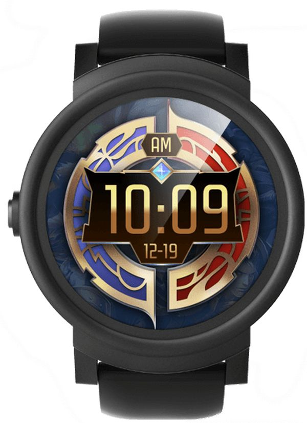 TicWatch E Shadow