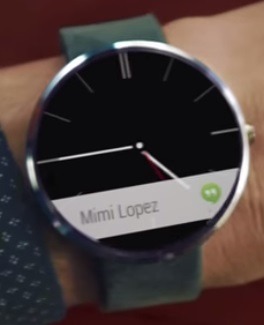 Moto 360 (Android Wear)