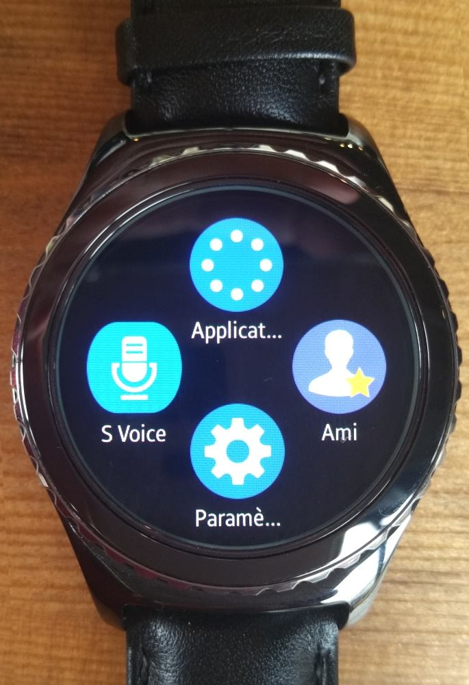 Samsung Gear S2 (apps favorites)