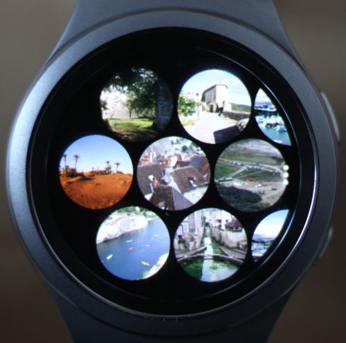 Samsung Gear S2 (application 4)