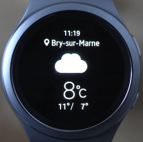 Samsung Gear S2 (application 7)