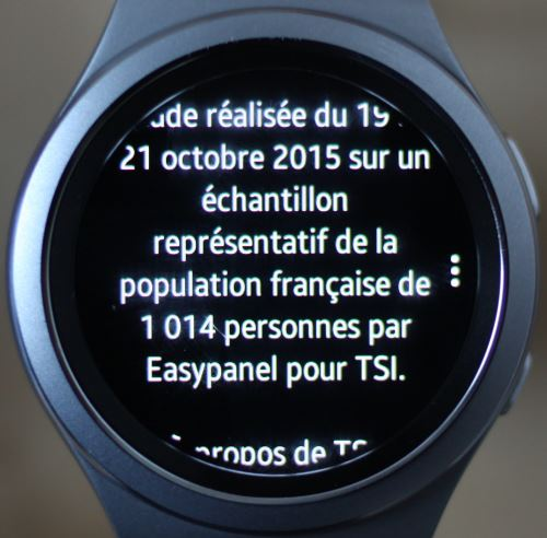 Samsung Gear S2 (notification 3)