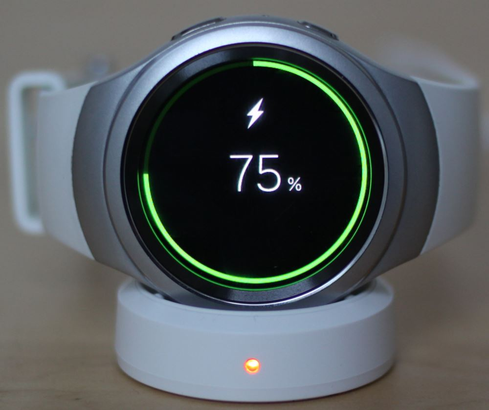 Samsung Gear S2 (chargeur)