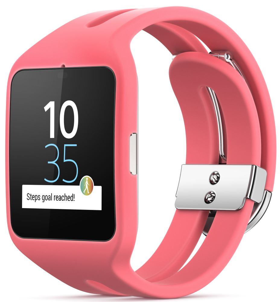 Sony Smartwatch 3 (rose)