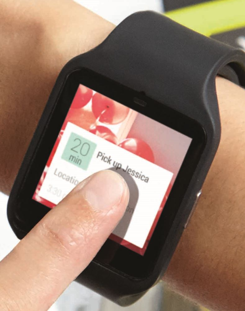 Sony Smartwatch 3 (Android Wear 1)
