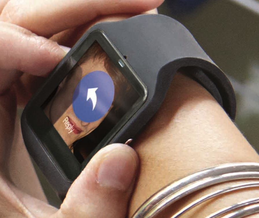 Sony Smartwatch 3 (Android Wear 3)