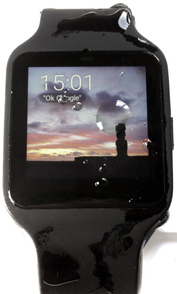 Sony Smartwatch 3 (waterproof)