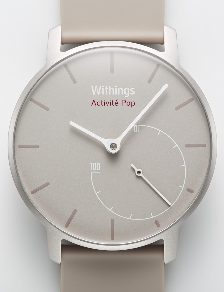 Withings Activité Pop blanche