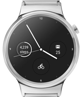 Android Wear 2.0 (personnalisation)