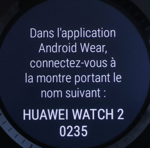 Android Wear 2.0 - mise en route (7)