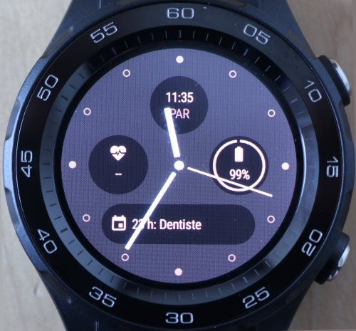 Android Wear (cadran 1)