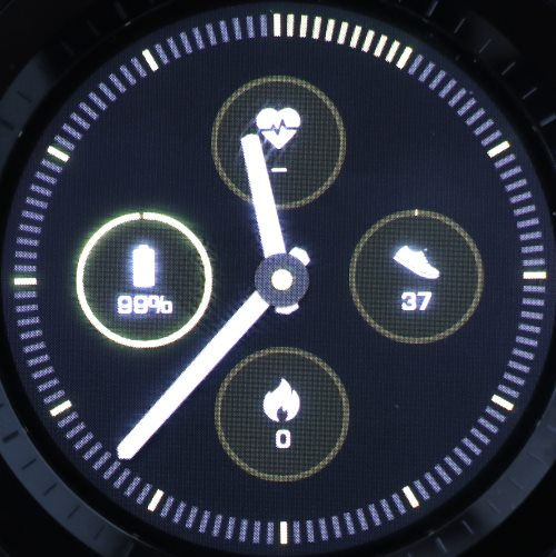 Android Wear (cadran 2)