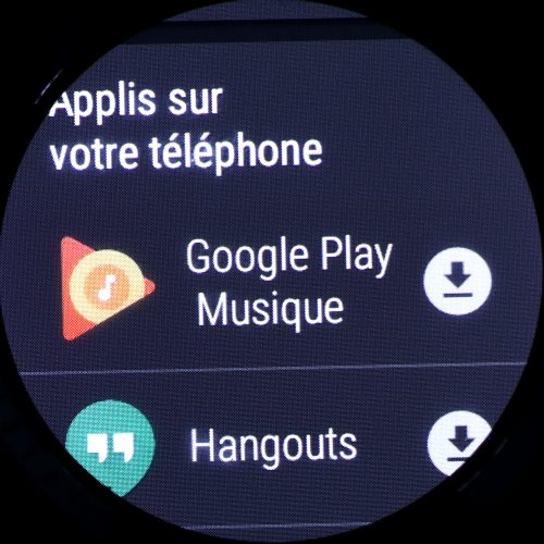 Google Play sur montre (7)