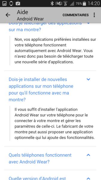 Installation d'Android Wear (5)