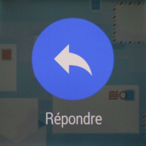 Android Wear, gestion des emails (6)