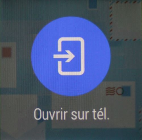 Android Wear, gestion des emails (7)