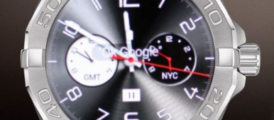 TAG Heuer sous Android Wear